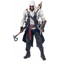 Boneco Assassins Creed - Connor - Lacrado - Pronta Entrega