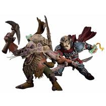 Brink Vs Snaggle World Of Warcraft Dc Action Figure