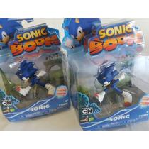 Boneco Articulado Sonic Boom Action Figure Original Sega
