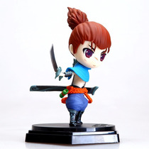 Boneco League Of Legends Yasuo - Lol Action Figure
