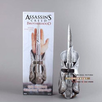 Lamina Oculta Ezio Assassins Creed Hidden Blade No Brasil