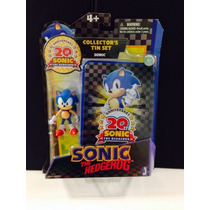 Sonic The Hedgehog 20º Aniversário Collector