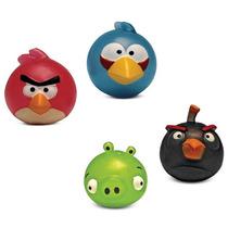 Angry Birds Macios Mashems Red Bird Blue Bird Black Bird Pig