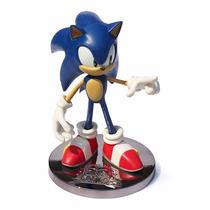 Boneco Sonic The Hedgehog Anniversary 20th Pronta Entrega !!