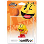 Boneco Amiibo Pac-man Super Smash Bros Nintendo 3ds Wii U