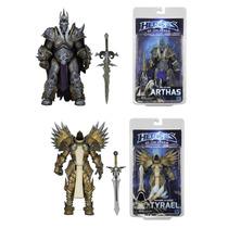 Heroes Of The Storm - King Arthas E Tyrael - Neca - Ed. 2015
