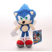 Pelucia Sonic The Hedgehog 23cm