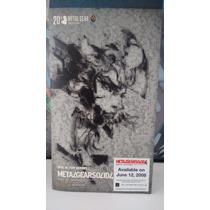 Metal Gear Solid 4 Raiden Hot Toys / Medicom