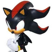 Boneco Shadow Sonic 25 Pontos De Articulação 18 Cm !!!