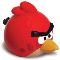 Boneco Angry Birds Red Attack Com Som - Grow