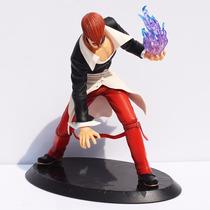 Boneco Iori Escala 18 Cm Figura Snk The King Of Fighters Kof