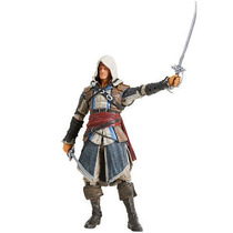 Pronta Entrega Action Figure Assassins Creed 4 Edward Kenway