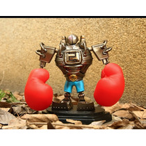 Action Figure Blitzcrank League Of Legends 13cm Frete Gratis