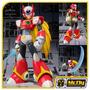 D-arts Megaman X - Zero Type 2 Bandai Lacrado Original
