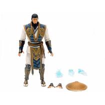 Boneco Raiden Mortal Kombat X Mezco Toys 89003
