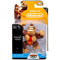 Minifigura World Of Nintendo Dk Do Game Donkey Kong Country