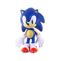 Boneco Sonic The Hedgehog Anime Pvc