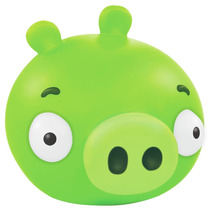 Boneco Angry Birds Porco Verde - Grow