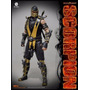 Scorpion 1/6 Scale Mortal Kombat Worldbox