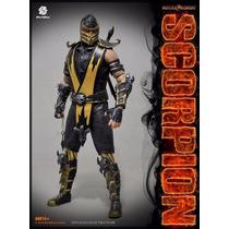 Scorpion 1/6 Scale Mortal Kombat Worldbox