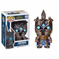 Funko Pop Arthas Lich King Wolrd Of Warcraft Wow Em Estoque