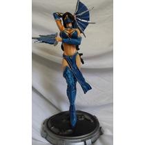 Kitanna Estatua Em Resina Mortal Kombat 9