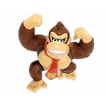 Boneco Donkey Kong World Of Nintendo Dtc
