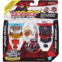 Beyblade Shogun Steel Griffin Dragoon Air Sc Original Hasbro
