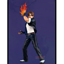 Kyo - The King Of Fighters Na Caixa