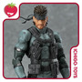 Figma 243 - Solid Snake - Metal Gear Solid 2 Sons Of Liberty