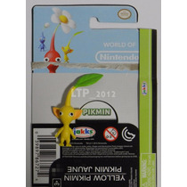 Boneco World Of Nintendo - Yellow Pikmin - Jakks Pacific