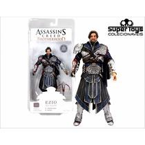 Ezio Unhooded Onix - Assassins Creed - Neca