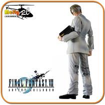 Final Fantasy Advent Children Rufus Shinra Play Arts Square