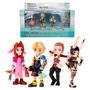 Final Fantasy Trading Arts Mini Vol 3 - Pack Figure Set C/ 4