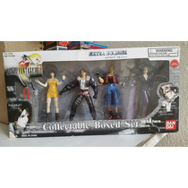 Final Fantasy 8 Collective Box Set Edea Squall Zell Figure