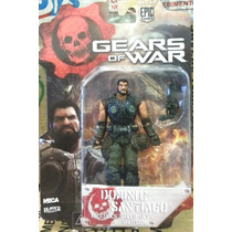 Tk0 Toy Gears Of War S2 10cm Dominic Santiago / Neca