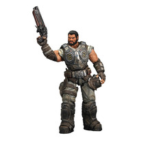 Neca Gears Of War 3 - Dominic Santiago