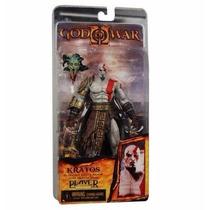 Kratos Good Of War Medusa Head Action Figure Pronta Entrega