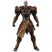 Boneco Miniatura - Kratos - God Of War 2 - Neca Toys - 18 Cm