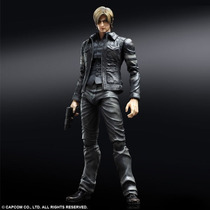 Leon S. Kennedy Resident Evil 6 Play Arts