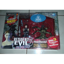 Jill Valentine Vs Brain Sucker Resident Evil 3