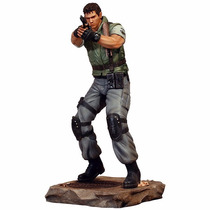 Chris Redfield Resident Evil Capcom Limited Edition