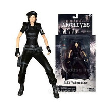 Neca Resident Evil Archives Jill Valentine - Único Do Brasil