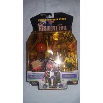 Willian Birkin E Sherry Resident Evil 2