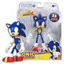 Boneco Sonic The Hedgehog 25 Pontos De Articulação18 Cm Raro