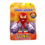 Boneco Knuckles Sonic The Hedgehog 18cm Raro