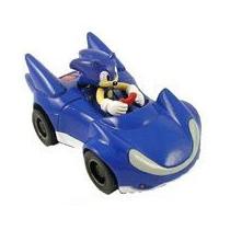 Carrinho Miniatura Sonic All-star Racing Transformed - Sonic