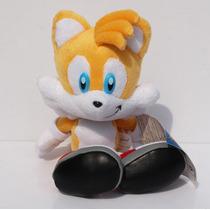 Sonic The Hedgehog Tails De Pelúcia Unidade Frete Grátis