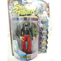 Street Fighter - Remy - Capcom - Trademark - Game
