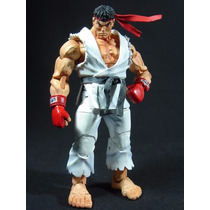 Boneco Street Fighter Ryu 18 Cm Action Figure Neca Geek